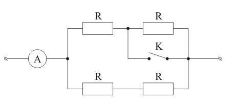 Почему показания вольтметра при разомкнутом и замкнутом ключе различны